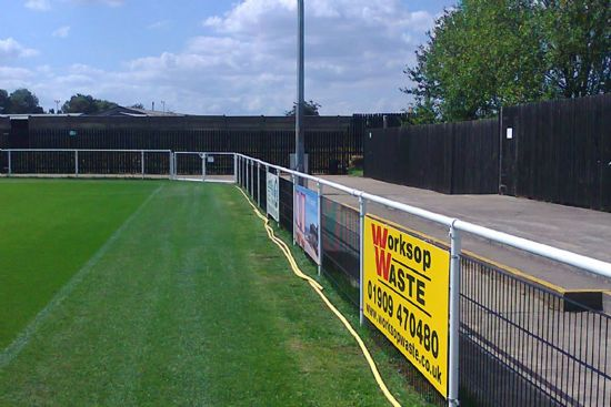 Steel Pitch Barriers